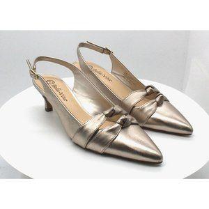 Bella Vita Margaret Kitten Heel Pumps (Women)